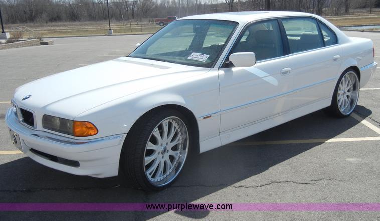 1996 BMW 740iL | Item C4076 | SOLD! March 20 Seizure Auction