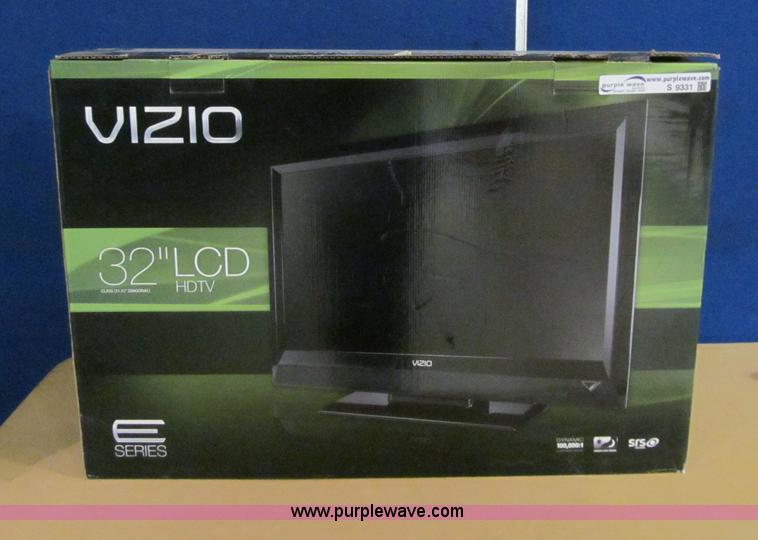 S9331 Image For Item Vizio 32 LCD HD Television