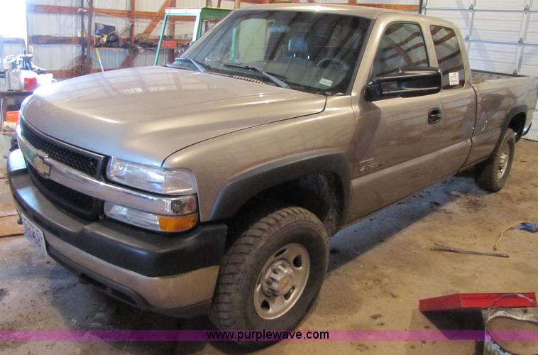 2002 chevy 2500hd extended cab