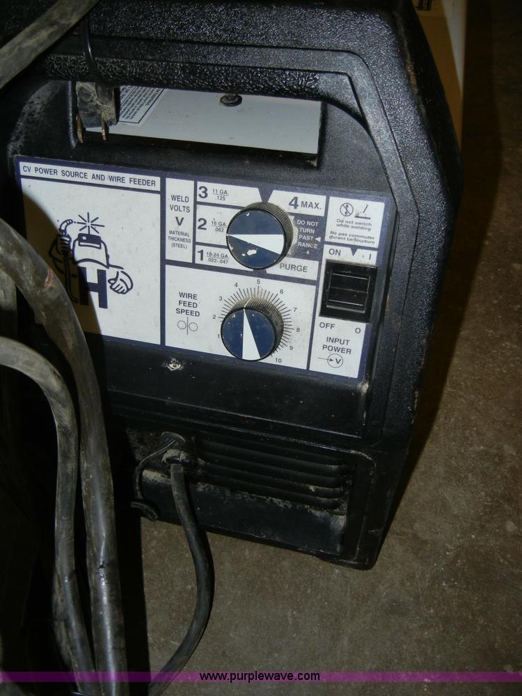 Hobart Pro Star Handler 120 welder | Item J9443 | SOLD! Marc... on hobart c44a wiring schematic, hobart parts, hobart dishwasher electrical wiring, hobart dishwasher schematics,