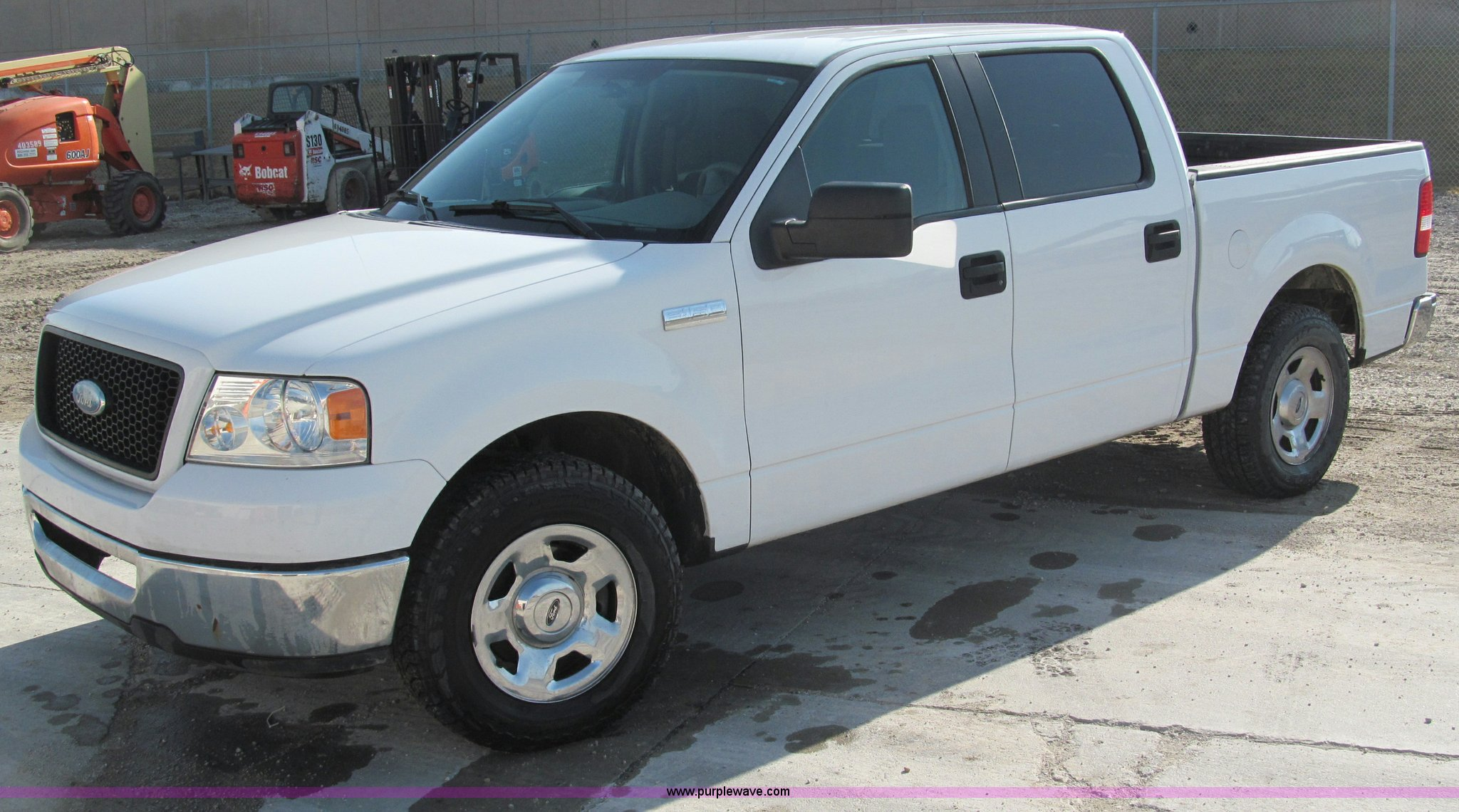 2006 Ford F150 Xlt Crew Cab Pickup Truck In Omaha Ne Item B5112 Sold Purple Wave