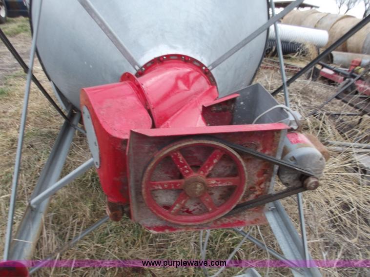 American Industrial 70DG bulk feed bin | Item D3574 | SOLD!