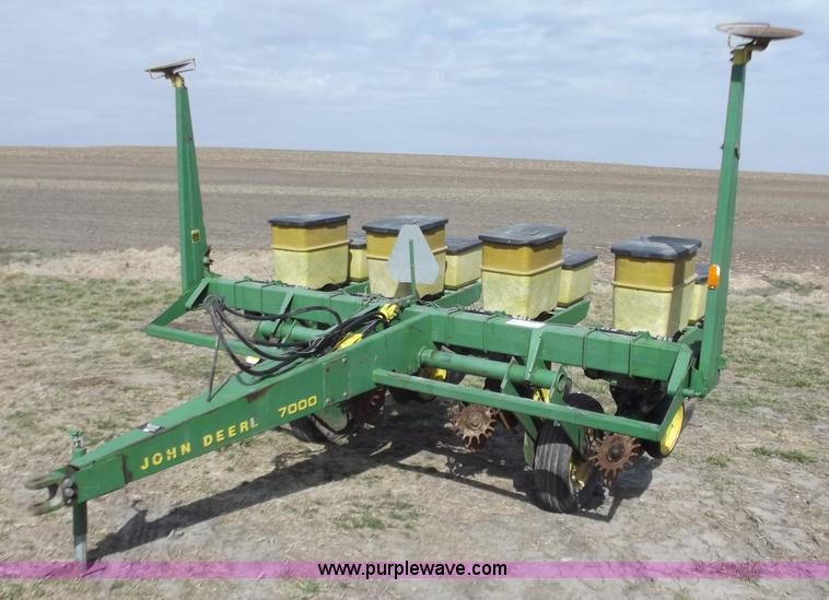 John Deere P7000 Four Row Planter Item D3576 Sold March