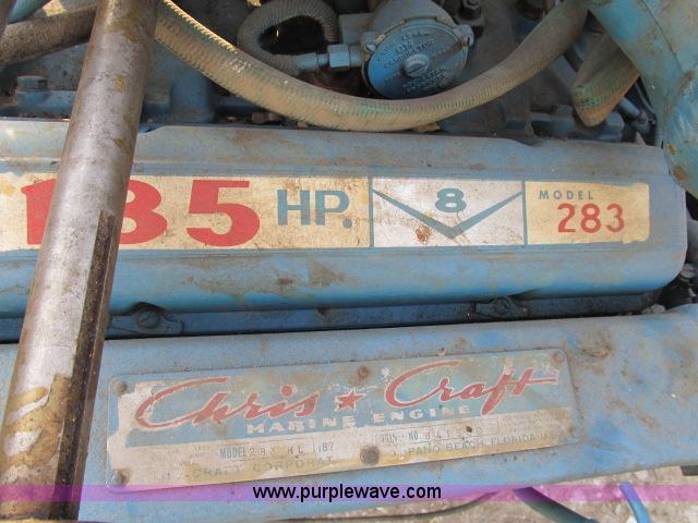 Chevy 283 Max Hp