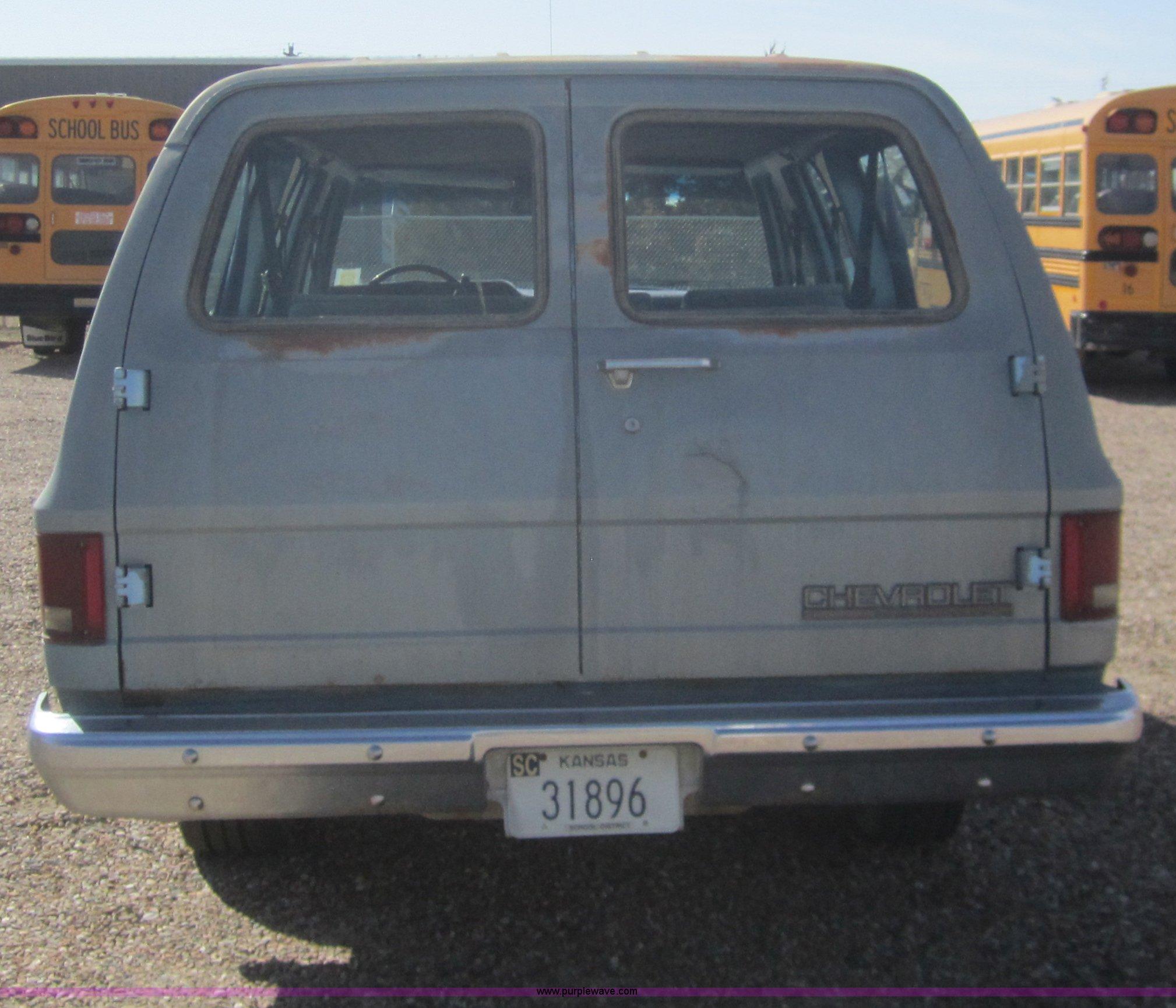 2012 Chevrolet Suburban 1500 Transmission: 1989 Chevrolet Suburban 1500 SUV