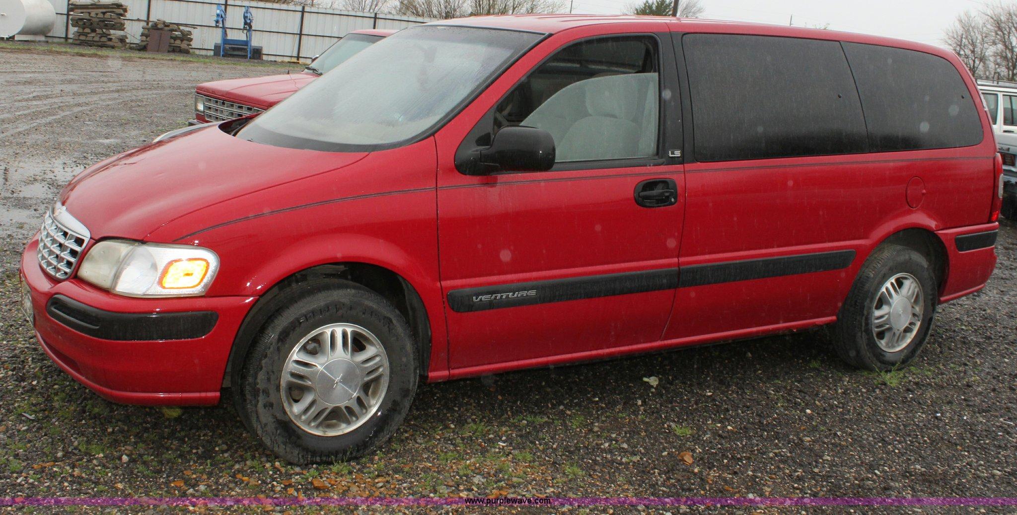 1997 chevrolet venture mini van full size in new window