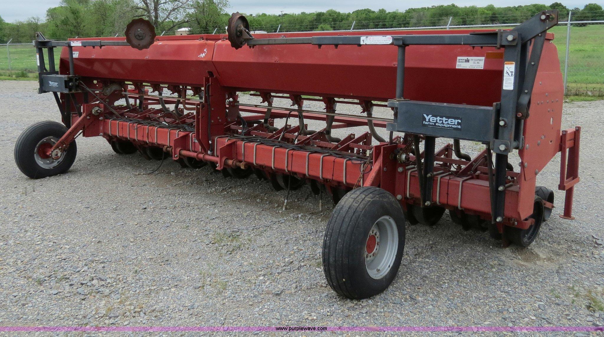 1995 case ih 5400 20 soybean special drill item b2273 s rh purplewave com Case Grain Drill Parts IH 5100 Grain Drill
