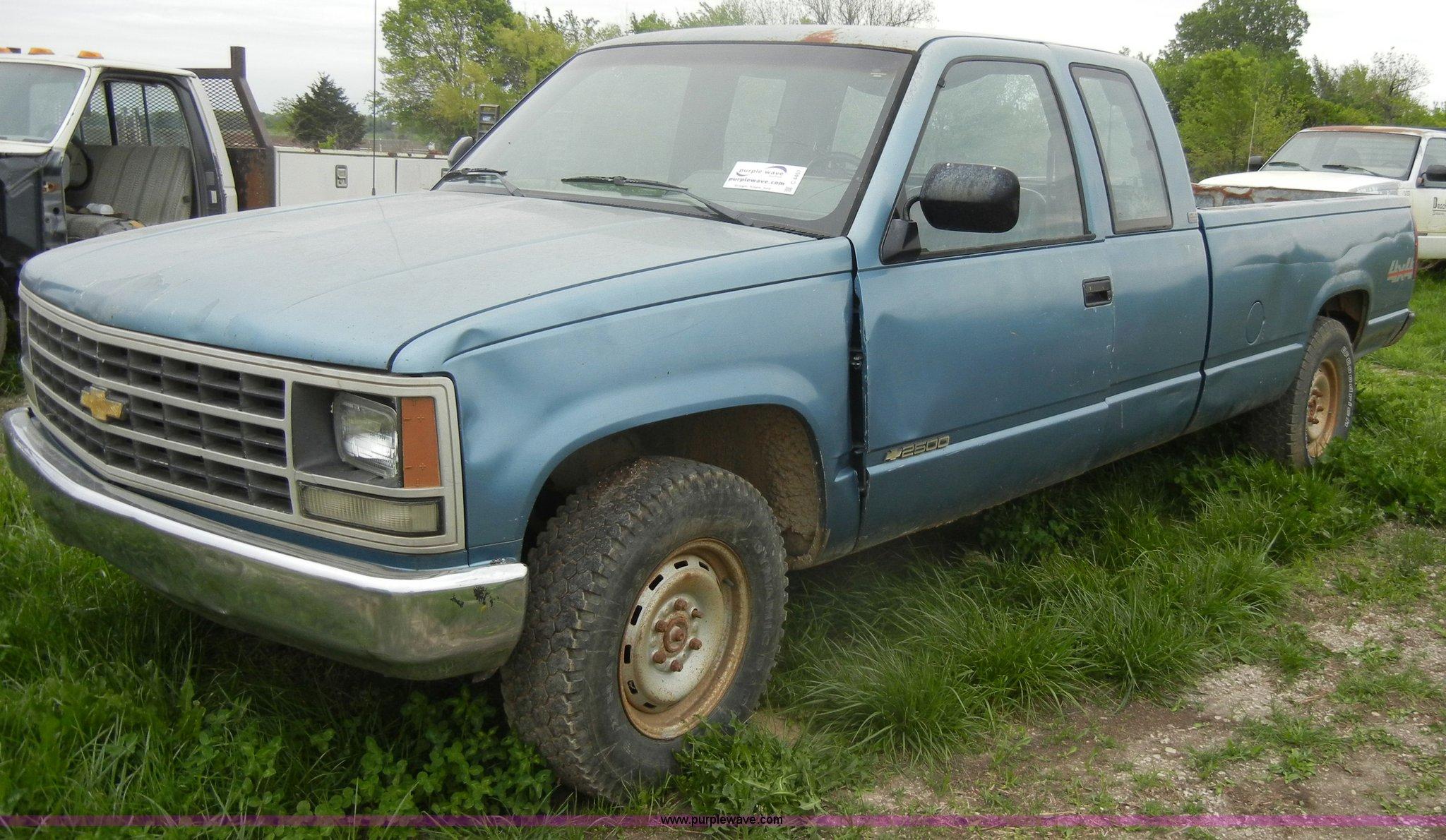1988 chevy k2500