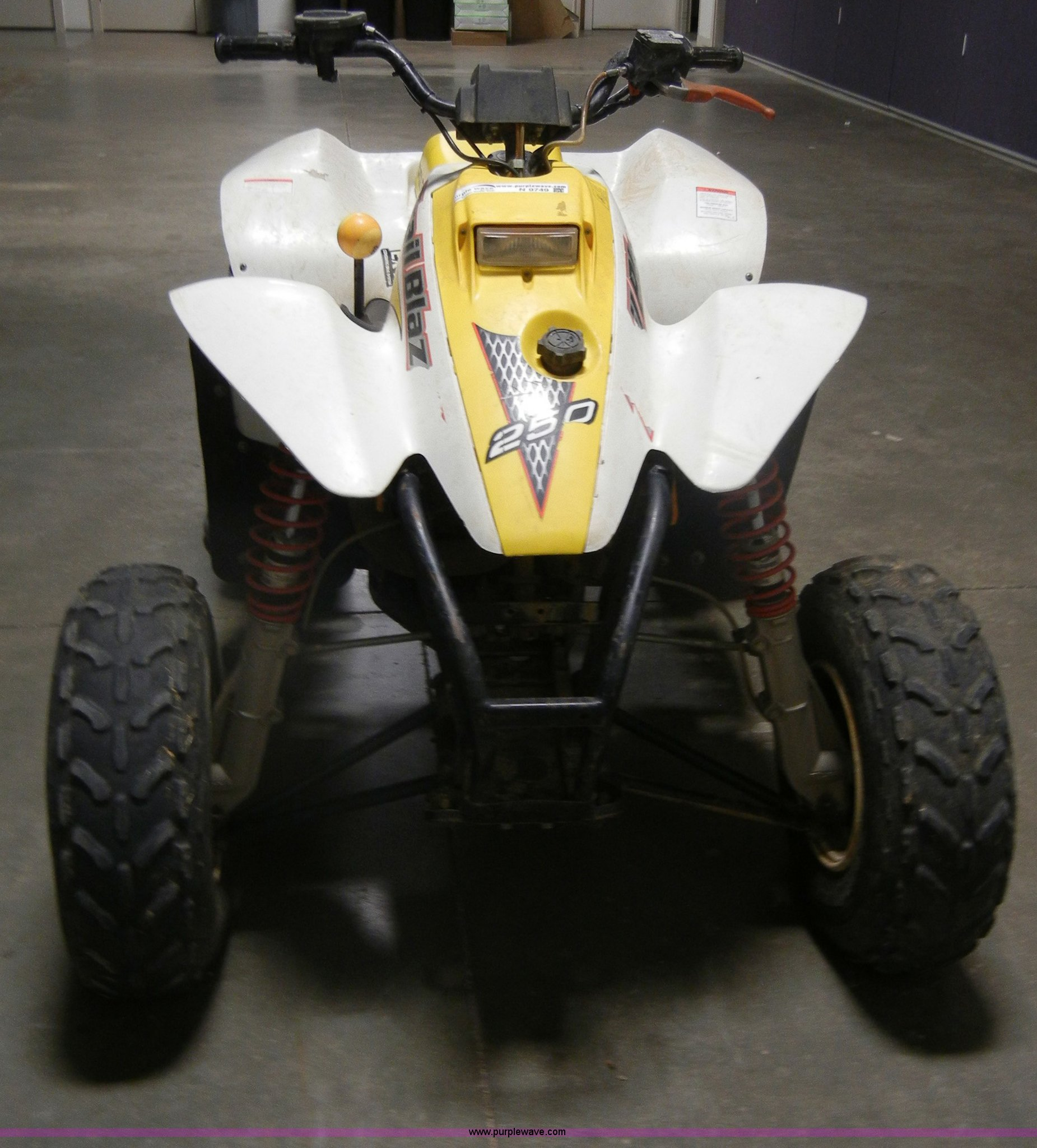 2001 Polaris Trailblazer 250 ATV | Item N9749 | SOLD! May 2