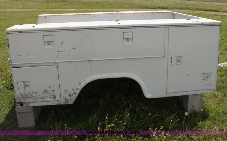 stahl utility bed | item d7694 | sold! may 8 government auct