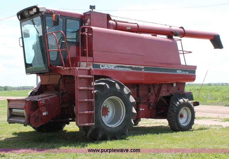 1987 case ih 1680 axial flow combine item d7869 sold. Black Bedroom Furniture Sets. Home Design Ideas