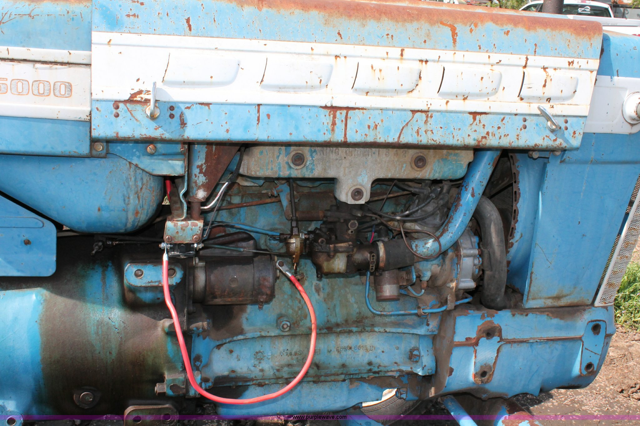 Ford 5000 Gas Wiring Harness Nissan Alternator Wiring Diagram