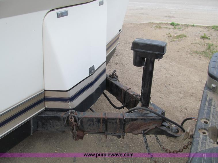 1989 Holiday Rambler Imperial 31' tandem axle camper | Item
