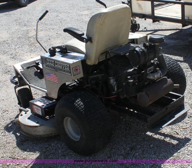 Dixie Chopper riding mower | Item L9692 | SOLD! May 16 Midwe
