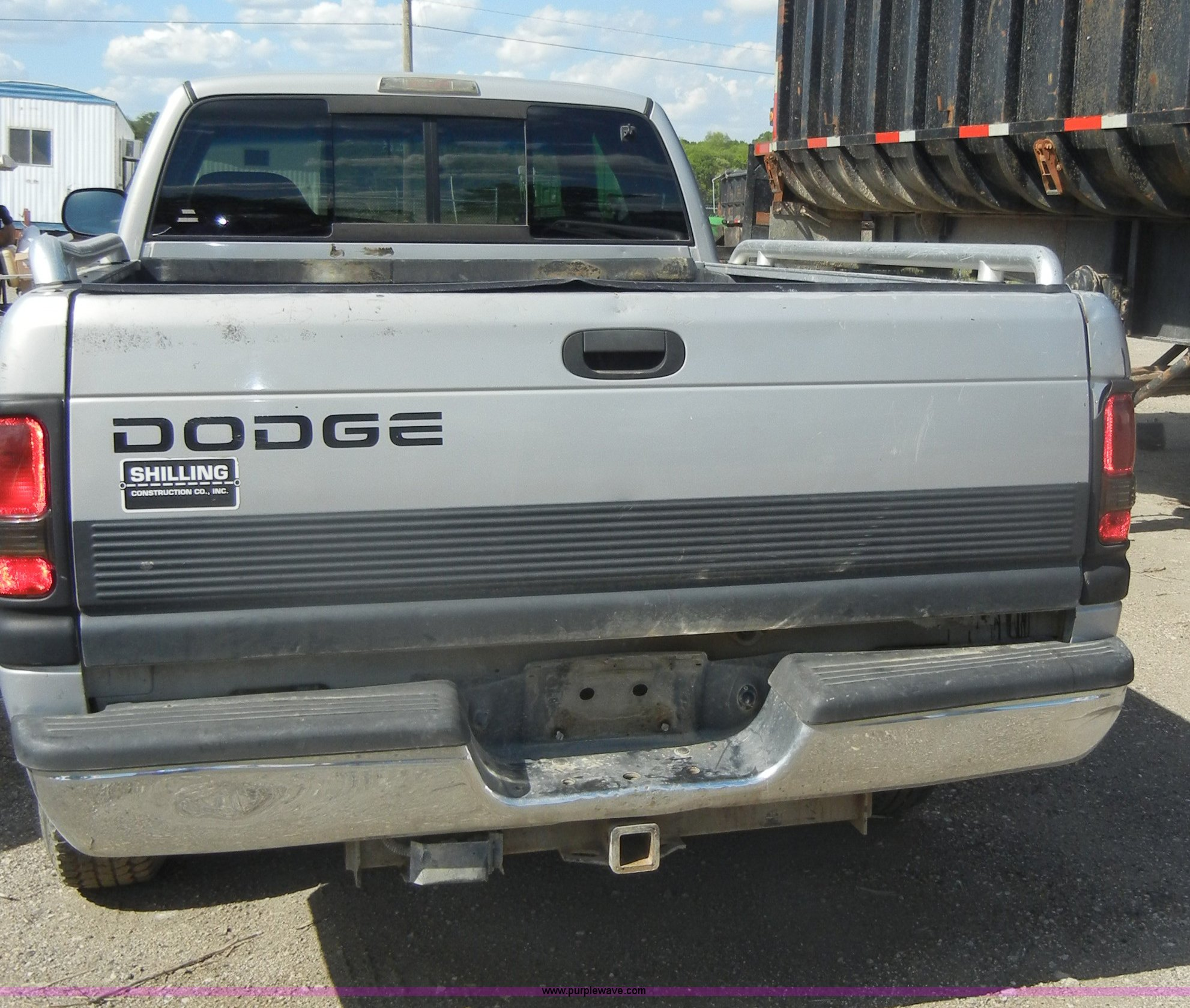 1999 Dodge Ram 2500 Laramie SLT Quad Cab Pickup Truck