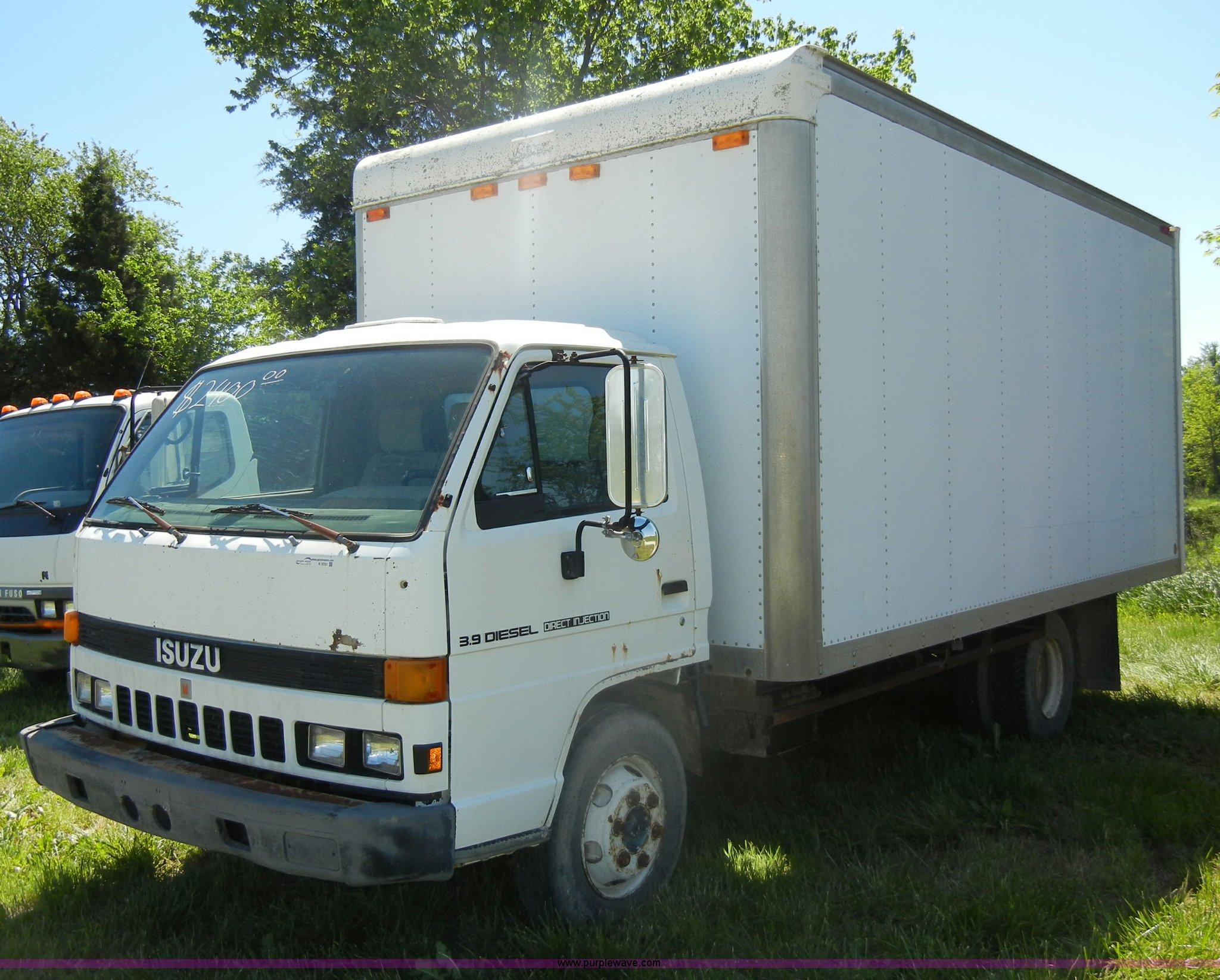 1987 isuzu npr box truck item k9761 sold may 22 truck a rh purplewave com isuzu npr diesel manual transmission for sale used isuzu npr manual transmission for sale