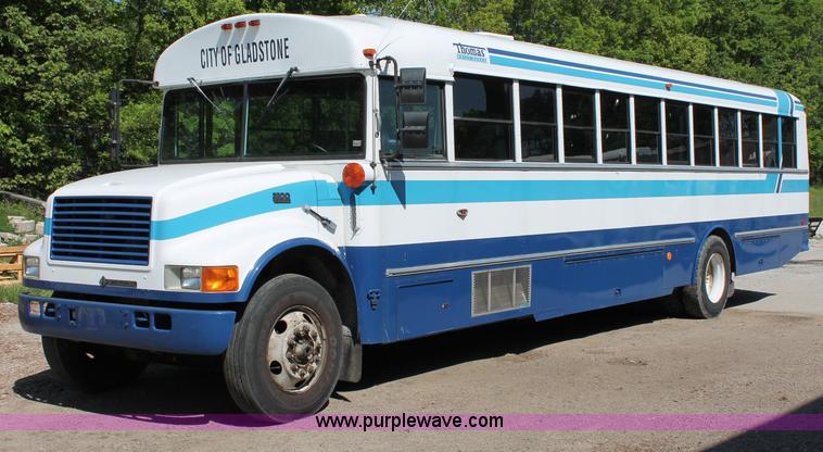 1998 Thomas Navistar International 3800 T44E school bus | It