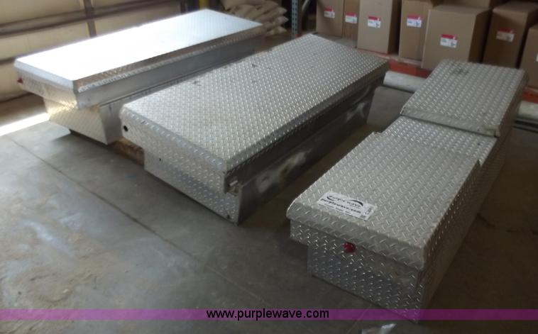 3) used weather guard truck tool boxes | item c2081 | sold!...