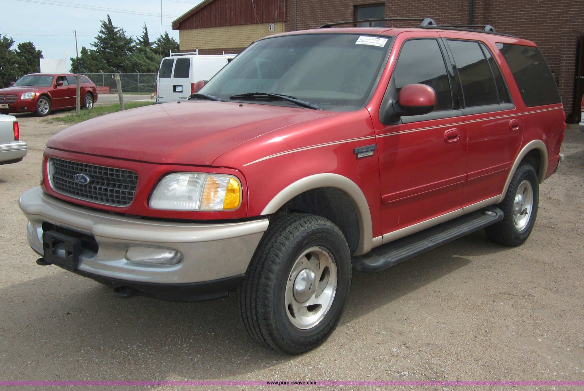 B3193 image for item b3193 1998 ford expedition suv