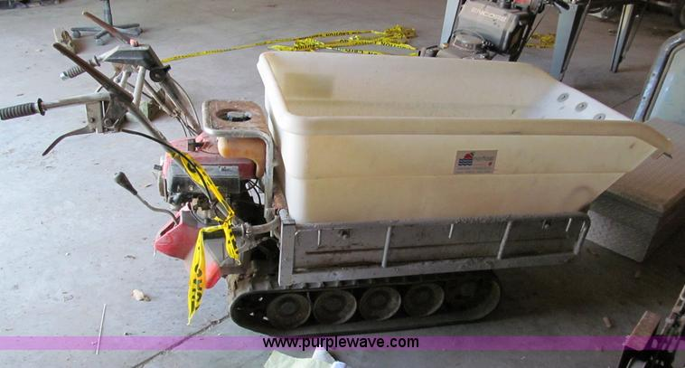 Honda track concrete buggy | Item C2152 | SOLD! June 13 Midw