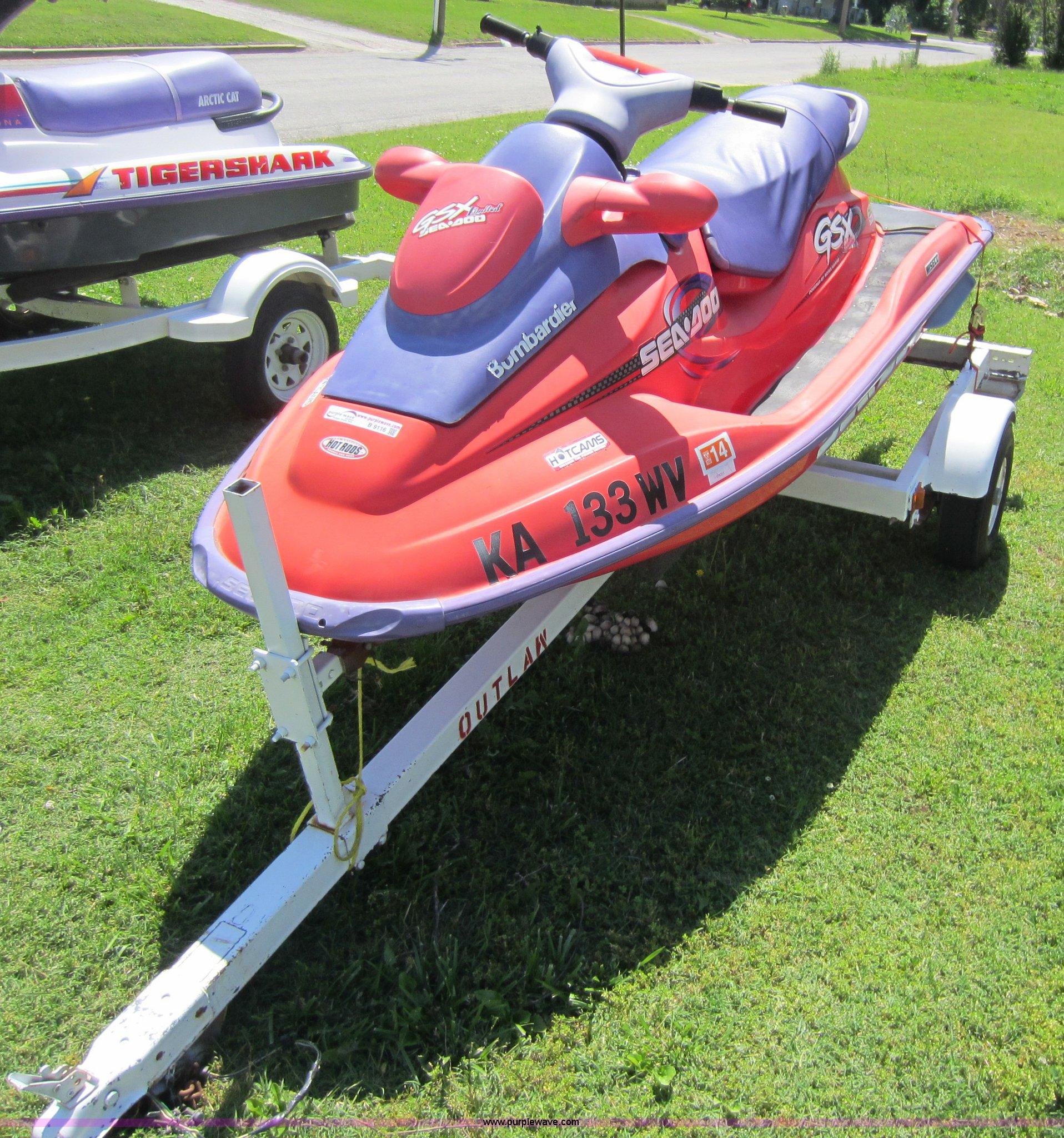 1998 Sea Doo Gsx Specs Seadoo Gtx Fuse Box Limited Two Seat Watercraft Item 1916x2048