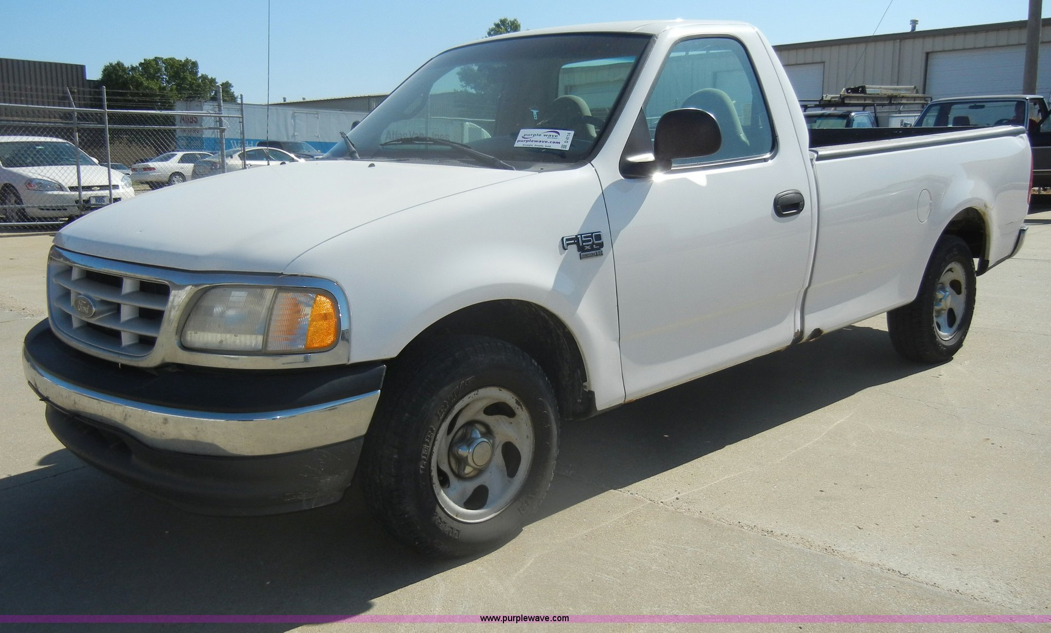 D4114 image for item d4114 1999 ford f150