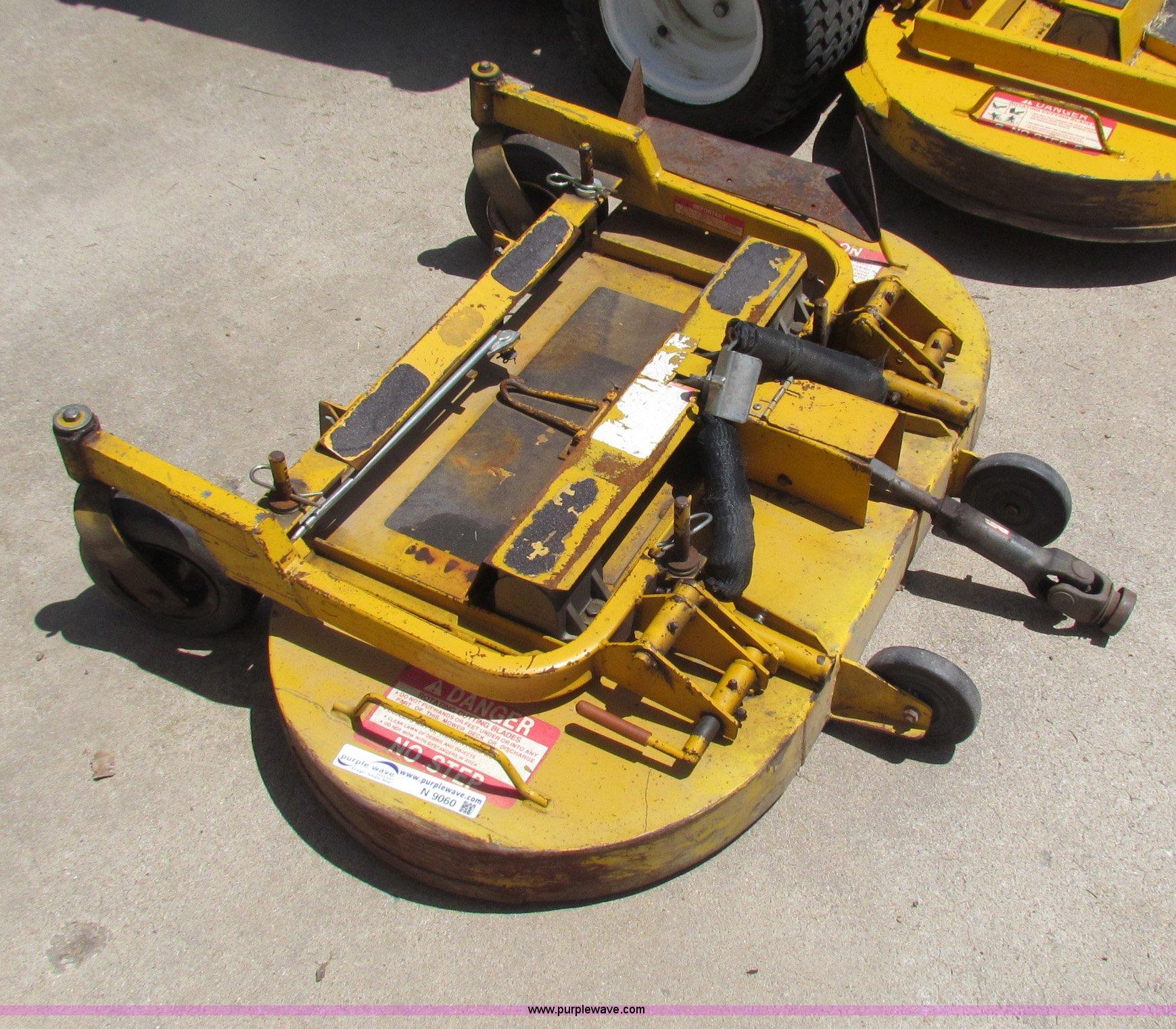 Walker Mower Deck Item N9060 Sold June 13 Midwest Aucti