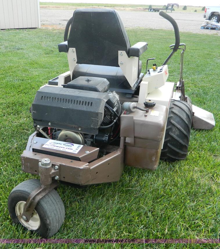 Grasshopper 718k Lawn Mower Item B3763 Sold June 27