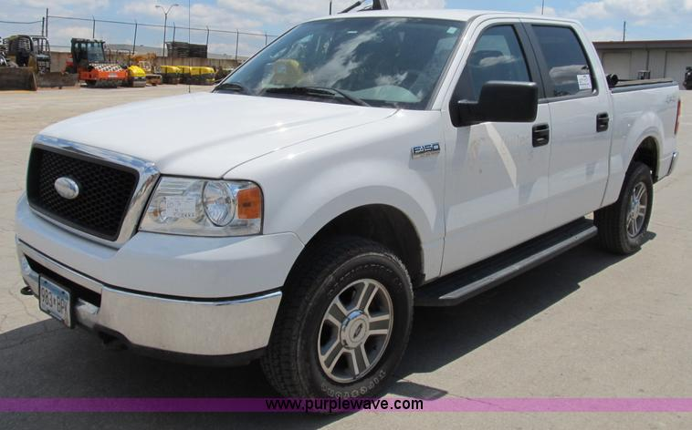 2007 ford f150 xlt extended cab pickup truck | item b2722 |