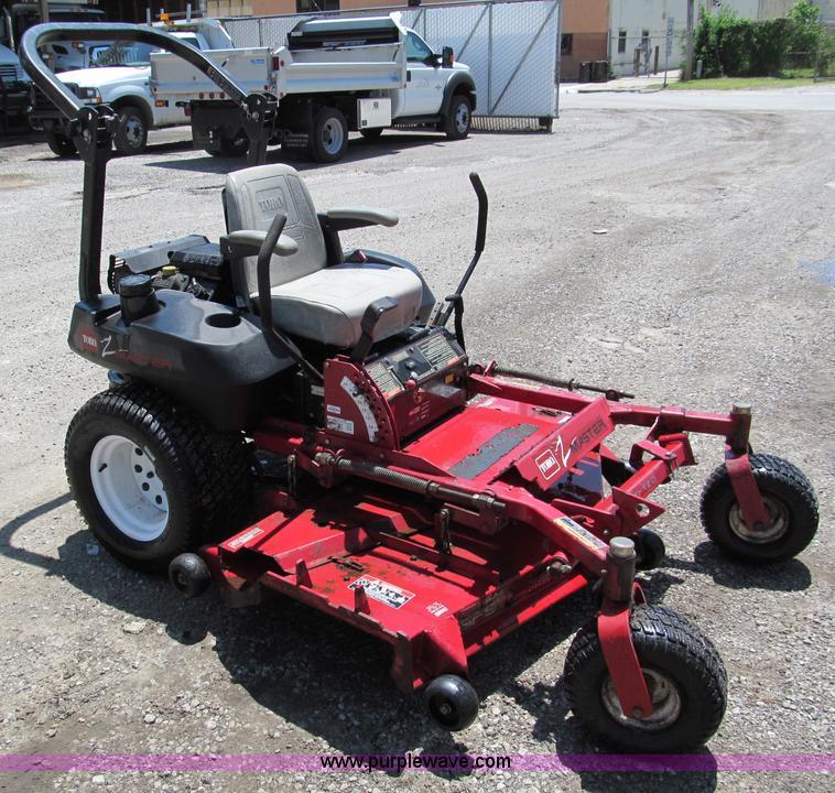 Toro Z Master 253 ZTR commercial lawn mower | Item C2205 | S
