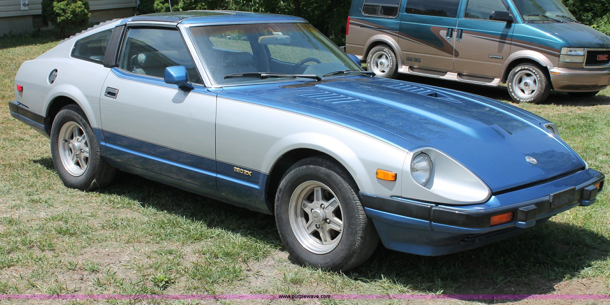 1982 nissan datsun 280zx item c2558 sold june 27 midwes
