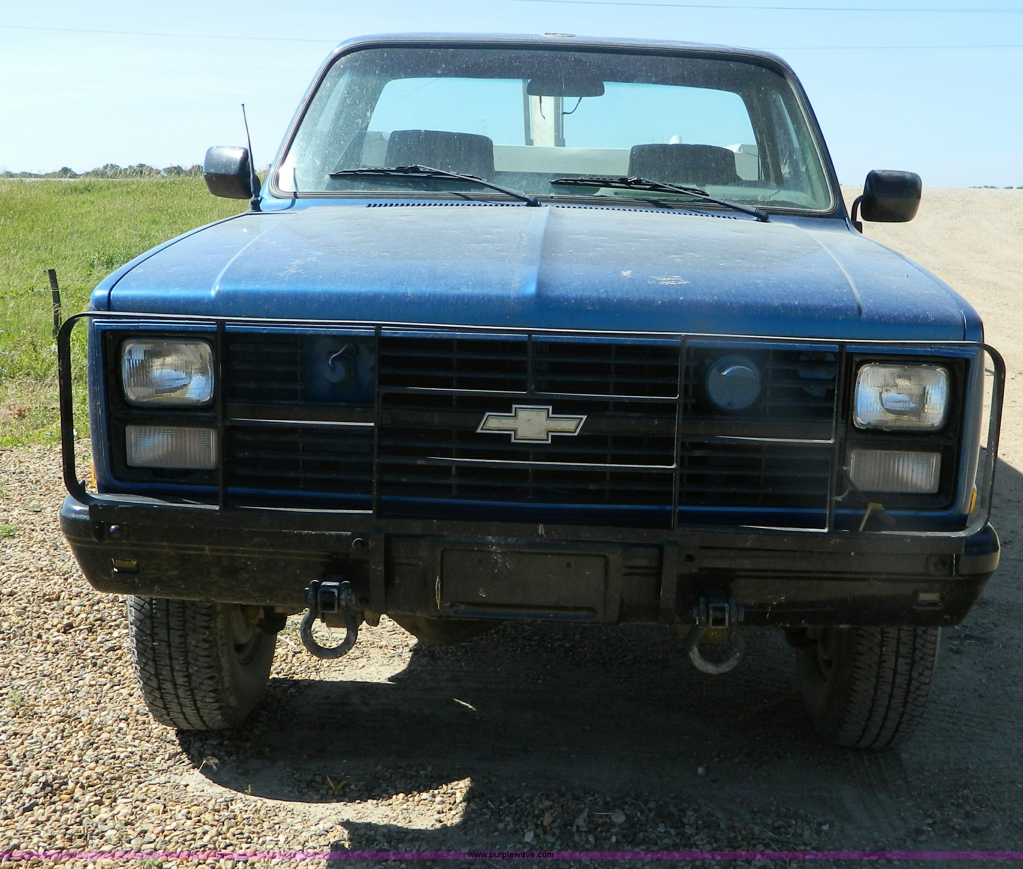 1984 Chevrolet 3/4 ton military truck | Item B3734 | SOLD! J