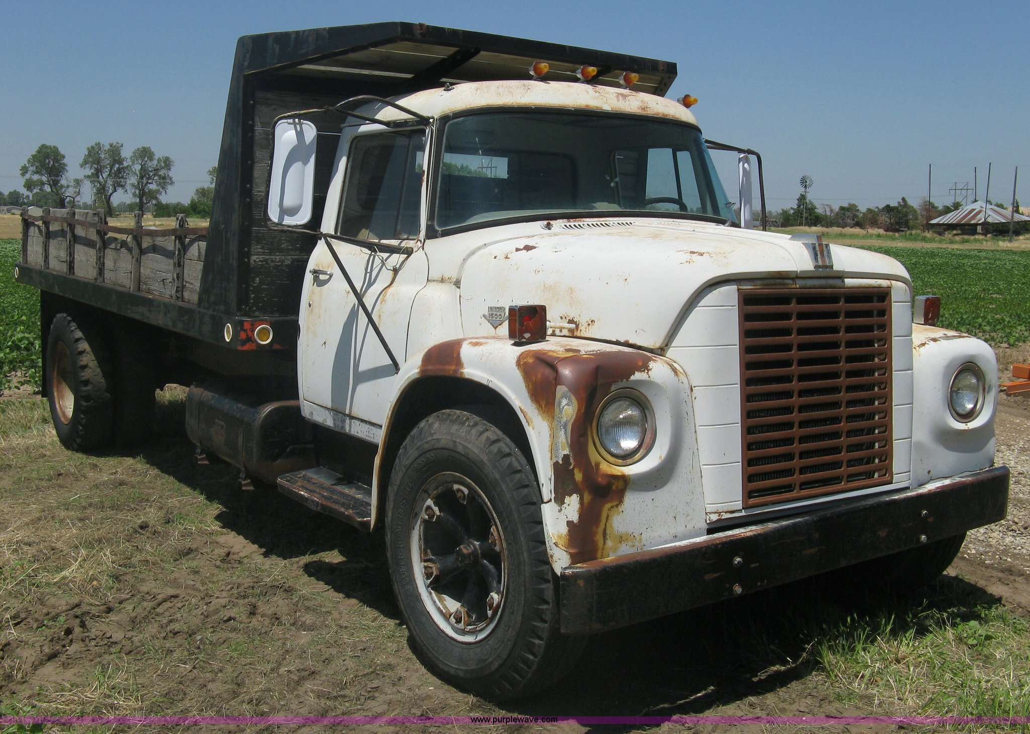 Attractive 1974 Ih Loadstar 1700 Wiring Diagram Pattern - Electrical ...