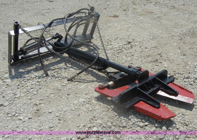 Tree Shear Skid Steer Attachment Item M9631 Sold
