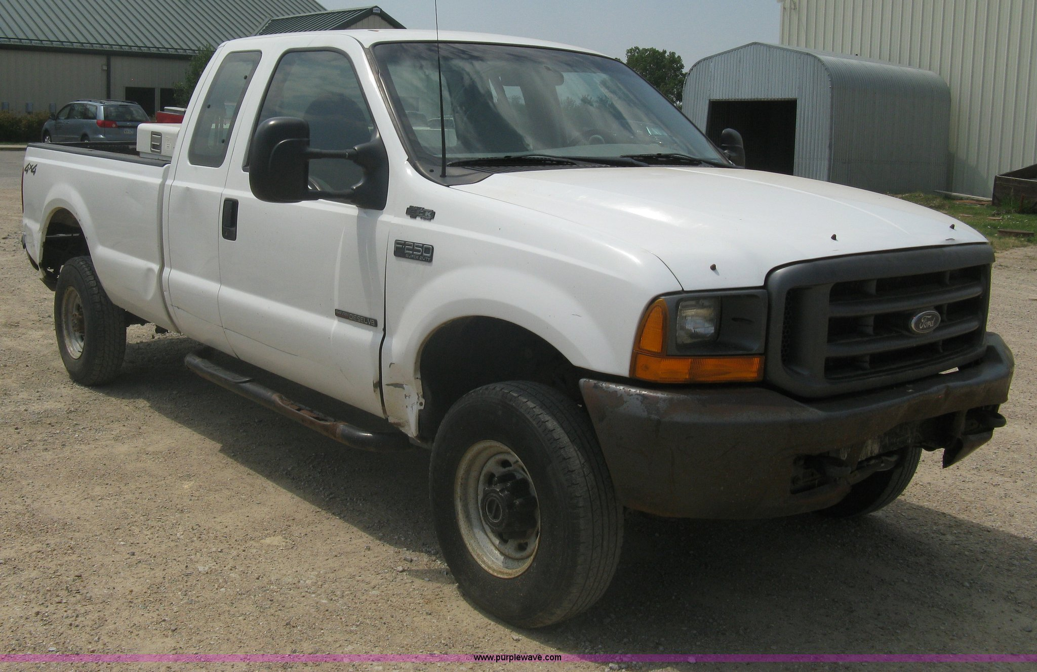 A6451 image for item a6451 1999 ford f250 super duty
