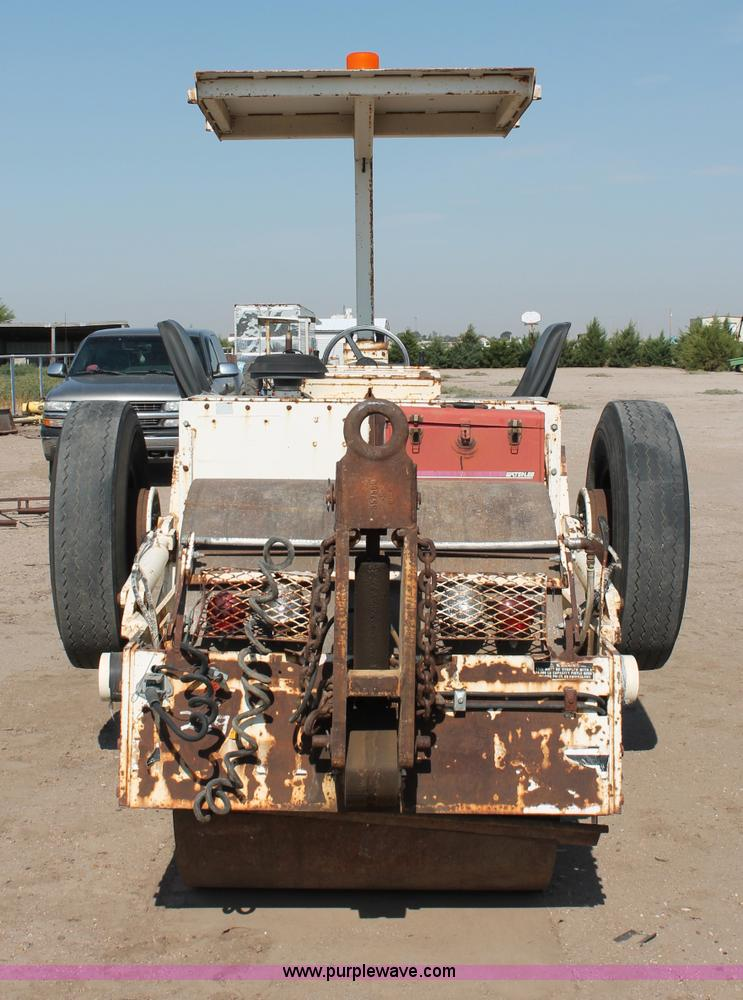 ferguson 46a articulating double drum roller item c2585 rh purplewave com