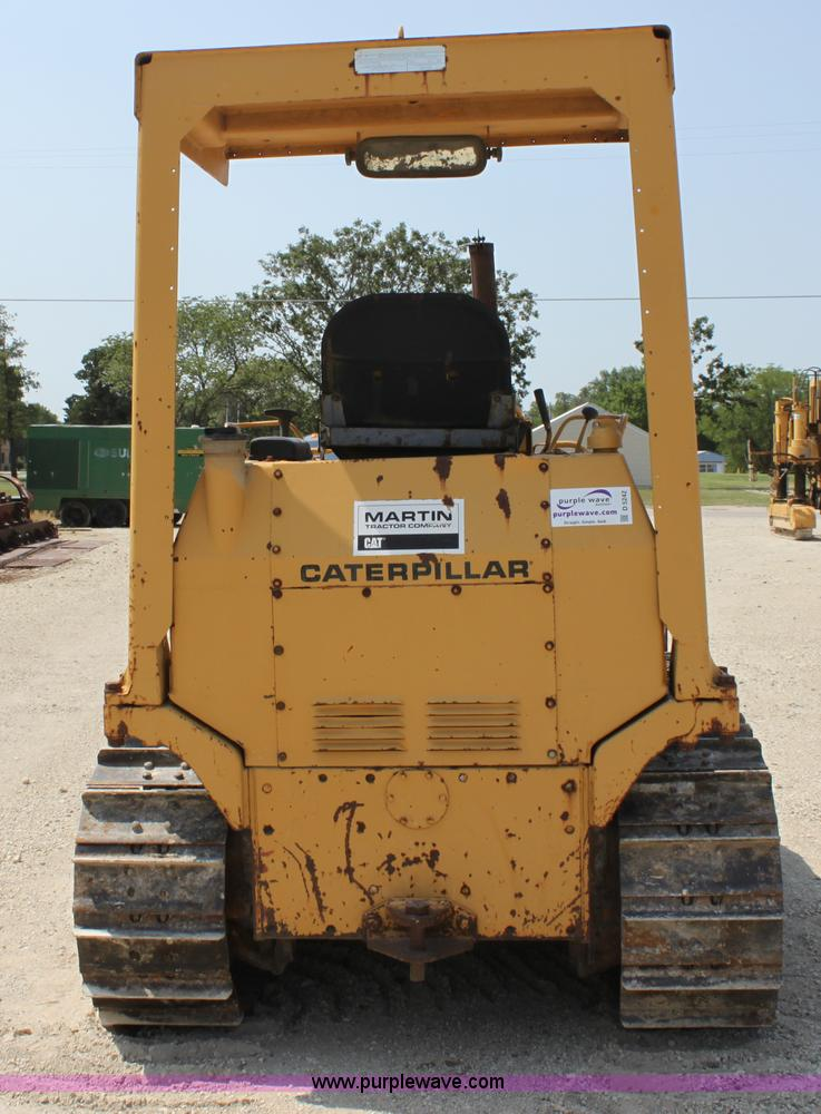 1978 Caterpillar D3 dozer | Item D5242 | SOLD! Thursday July