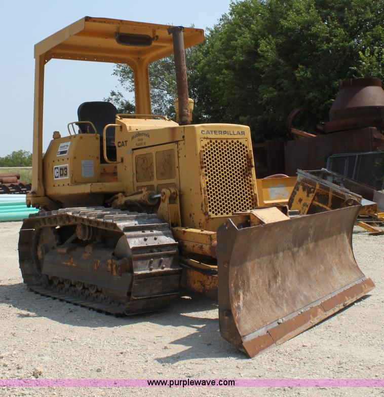 1978 Caterpillar D3 dozer | Item D5242 | SOLD! Thursday July