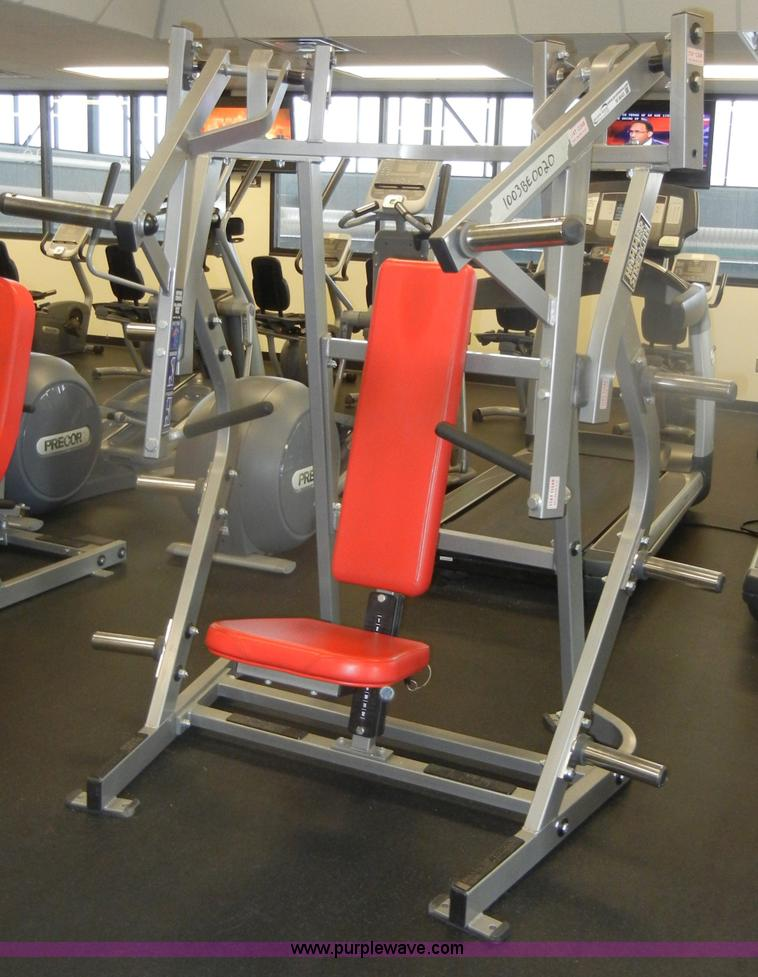 Hammer Strength Bench Presses Part - 24: M9643 Image For Item M9643 Hammer Strength Lateral Bench Press