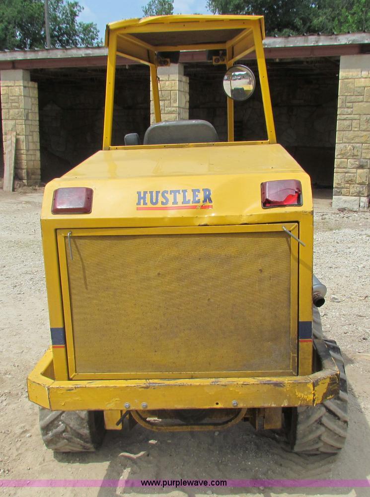 Hustler 640 hillsider