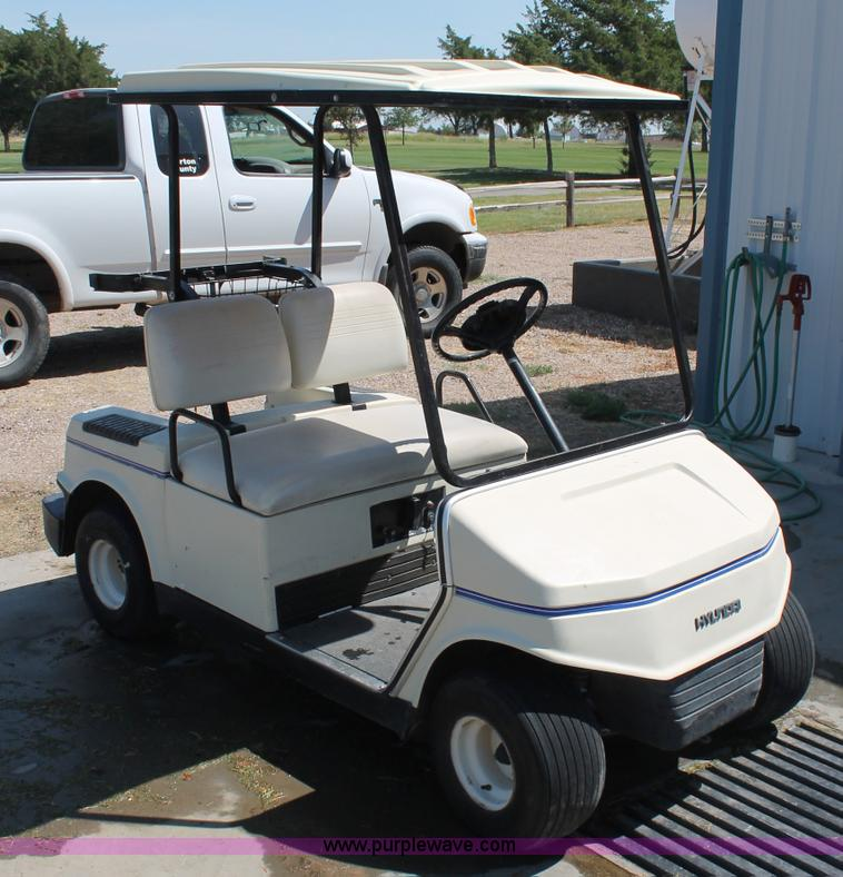 Hyundai Golf Cart