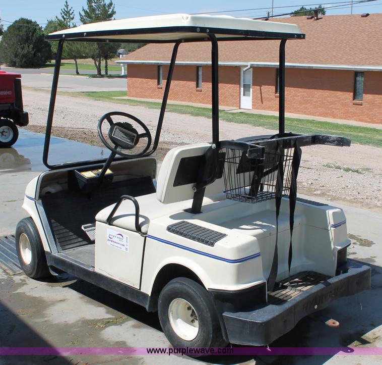 Hyundai Golf Cart