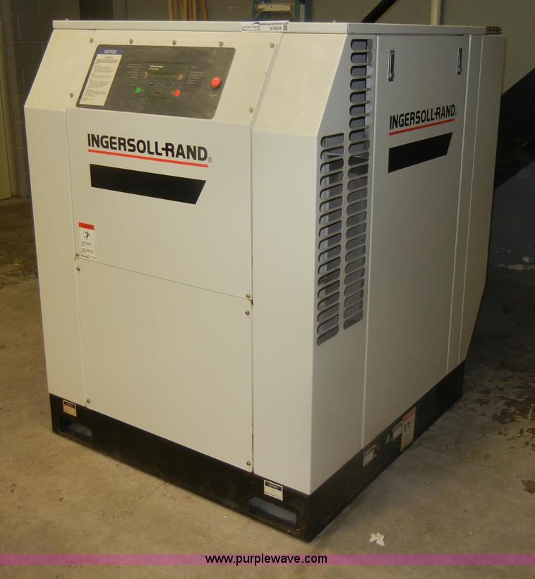 Ingersoll rand 30 hp air compressor manual array ingersoll rand ep hp hxp 30 hp air compressor item m9634 rh purplewave com fandeluxe Gallery