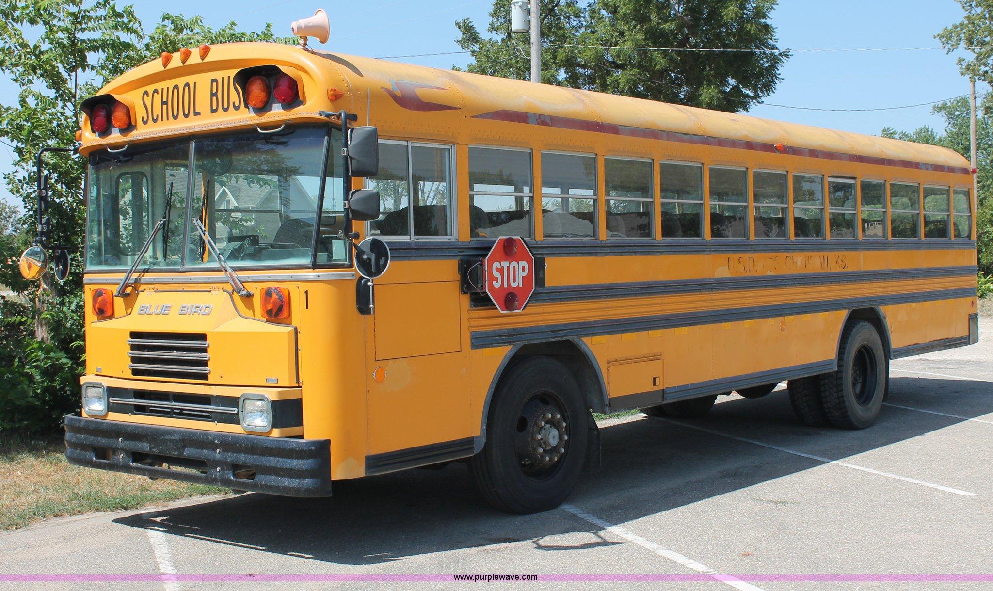 1991 Blue Bird TC2000 school bus   Item C2721   SOLD! Tuesda