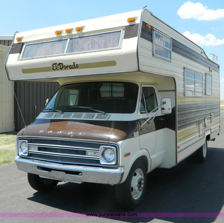 1976 El Dorado 21' RV motor home | Item B3808 | SOLD! Wednes