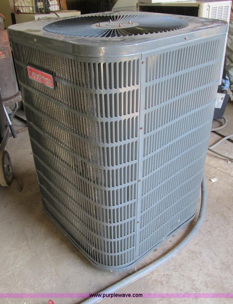 goodman 4 ton. k9323 image for item goodman 4 ton air conditioner unit d
