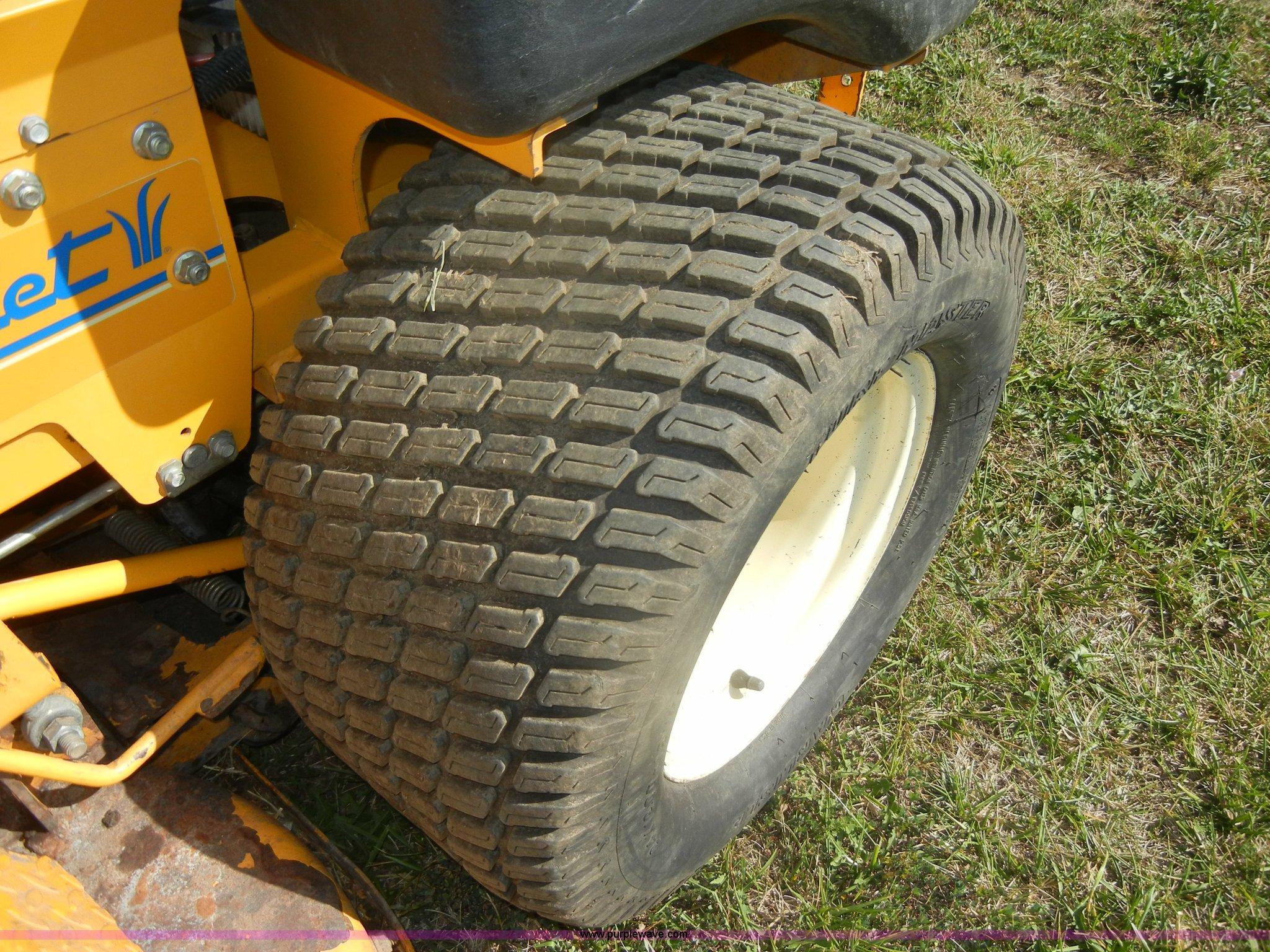 2001 Cub Cadet 3654 Ztr Commercial Lawn Mower Item D4386