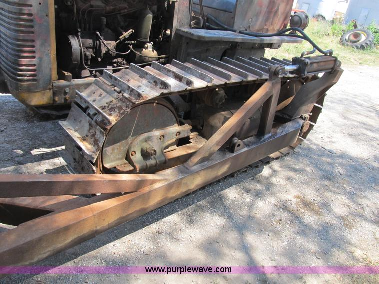 1944 International Harvester TD-9 military grade crawler doz