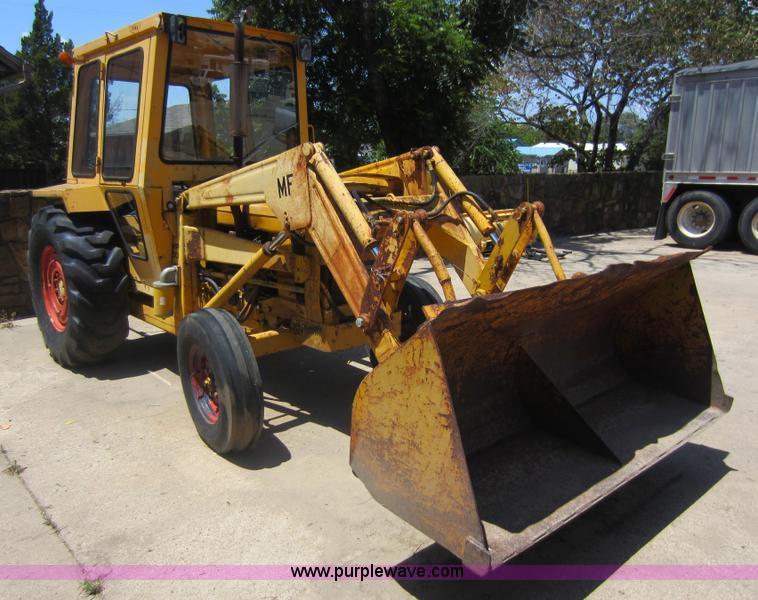 Massey-Ferguson 30B tractor   Item D2048   SOLD! Wednesday A