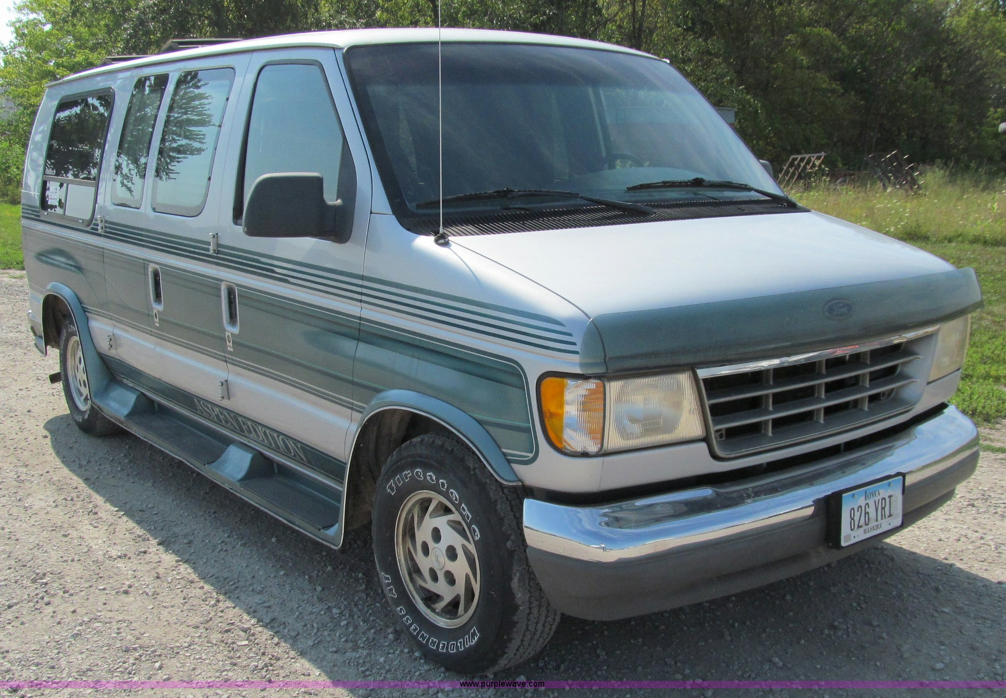 1993 Ford E150 Econoline Conversion Van Full Size In New Window